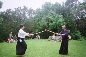 Shinkage Ryu Seminar
